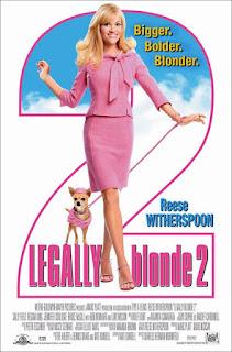 Legally Blonde 2 (2003) สาวบลอนด์หัวใจดี๊ด๊า ภาค 2