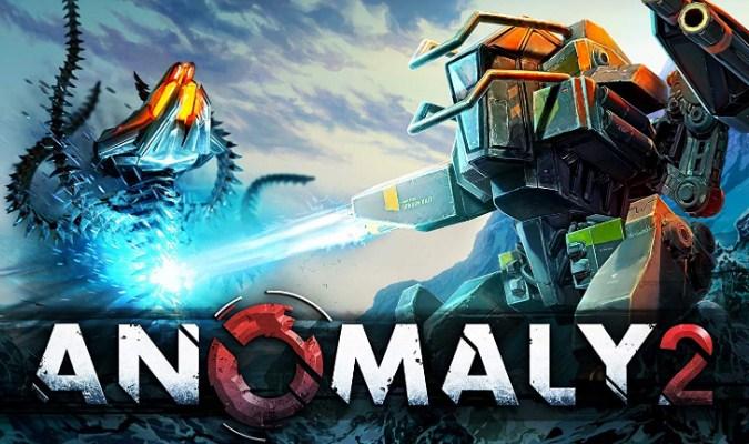 Game Multiplayer Terbaik untuk Perangkat iPhone - Anomaly 2