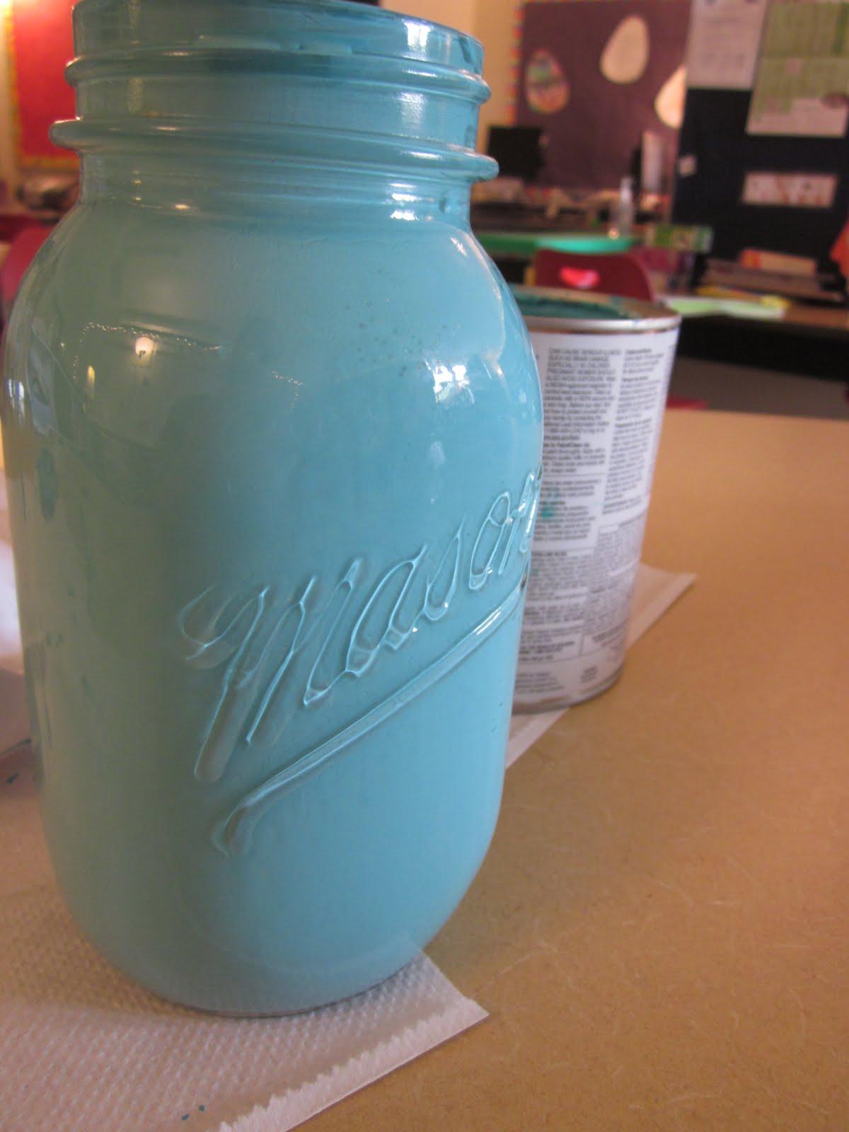 Mothers Day Ideas For Kids Mason Jar Vase