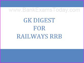 GK DIEST FOR RAILWAYS RRB