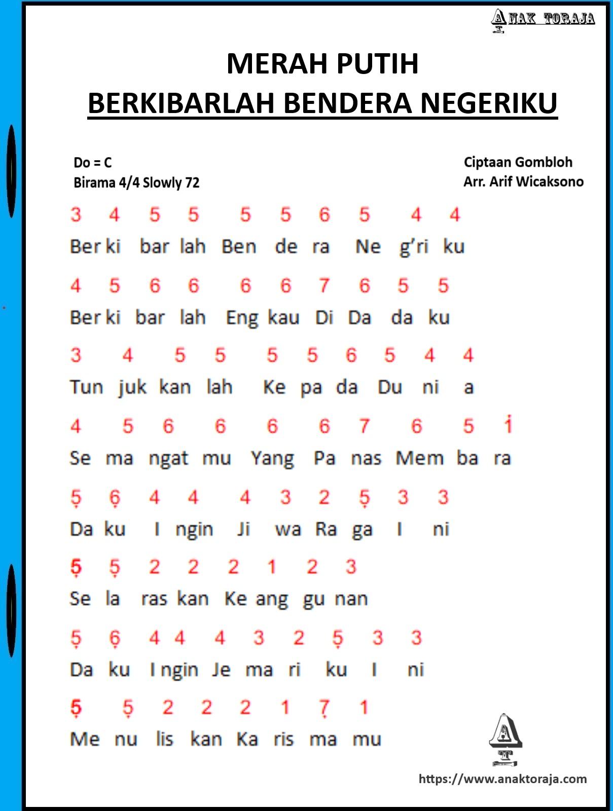 Not Angka Archives - Page 4 of 8 - Not Angka Lagu