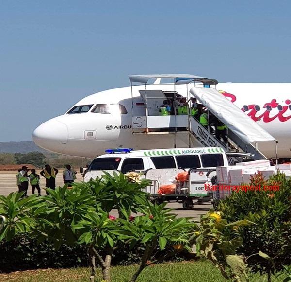 Breaking News, Kapten Pilot Batik Air Pingsan Diatas Pesawat
