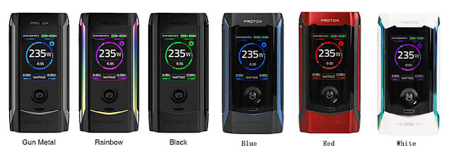 What Can We Expect From Innokin Proton Express Box Mod?
