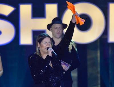 Marília Mendonça leva prêmio de Melhor Show do Ano