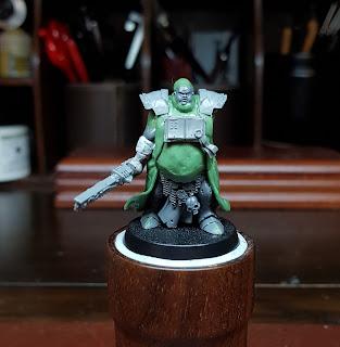 Inq28 grimdark blanchitsu miniature conversion sculpting painting warhammer 40k ecclesiarchy