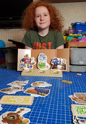 Asmodee One Key Game review play with 9 and 11 year olds tweens