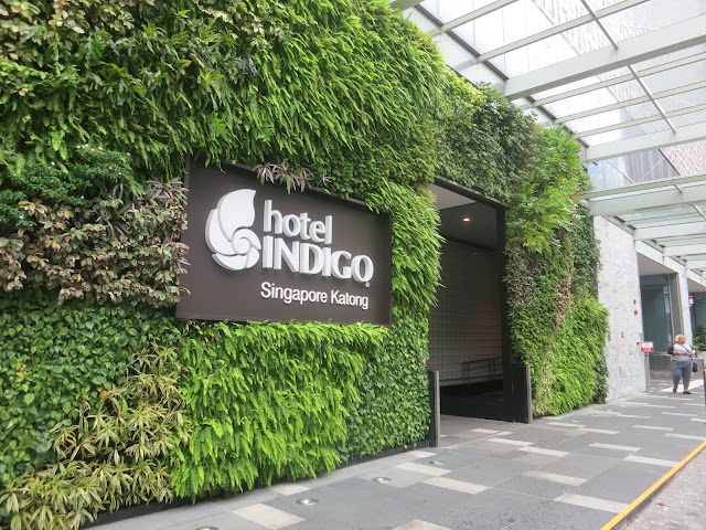 hotel indigo katong front door