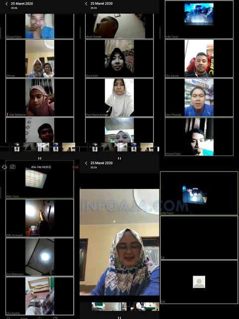 Aplikasi Zoom Untuk Meeting Online di HP Android