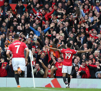 Marcus Rashford Membawa Manchester United Menang Melawan Liverpool - Judisessions