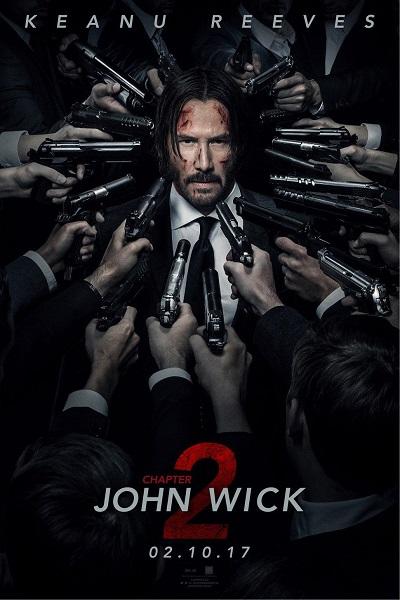 Download John Wick: Chapter 2 (2017) Dual Audio [Hindi+English] 720p + 1080p Bluray ESubs