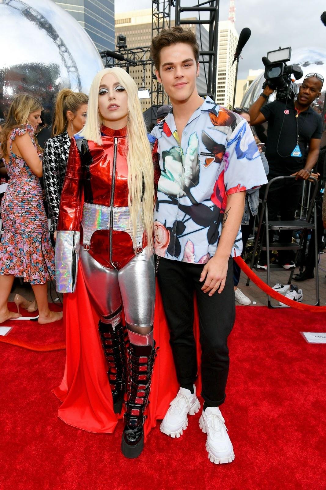 Ava Max – 2019 MTV Video Music Awards in Newark, New Jersey