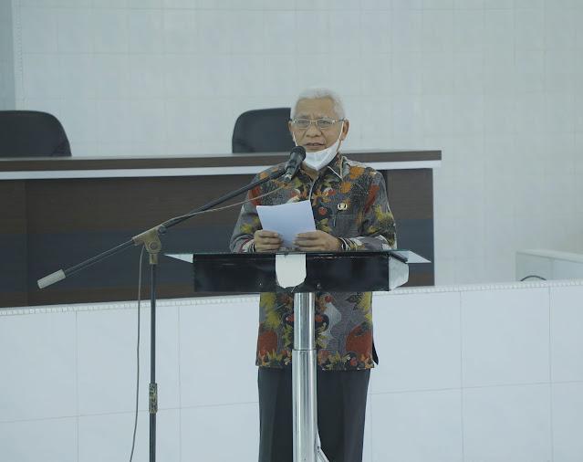 Pemkab Asahan Raih Penghargaan KLA Tingkat Pratama Tahun 2021 dari Kementerian PPPA RI
