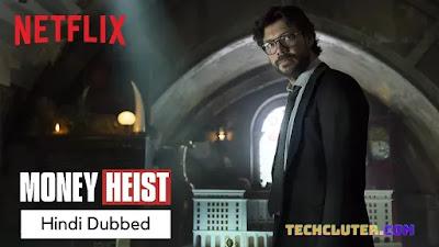 Money Heist Hindi Dubbed download
