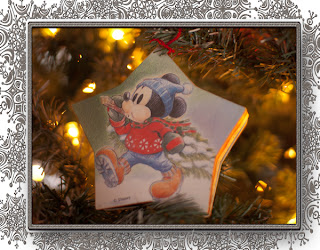 Collecting Disney Christmas Ornaments Focused on the Magic