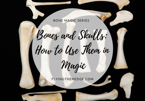 Bone Magic Series: Bones and Skulls: How to Use Them in Magic