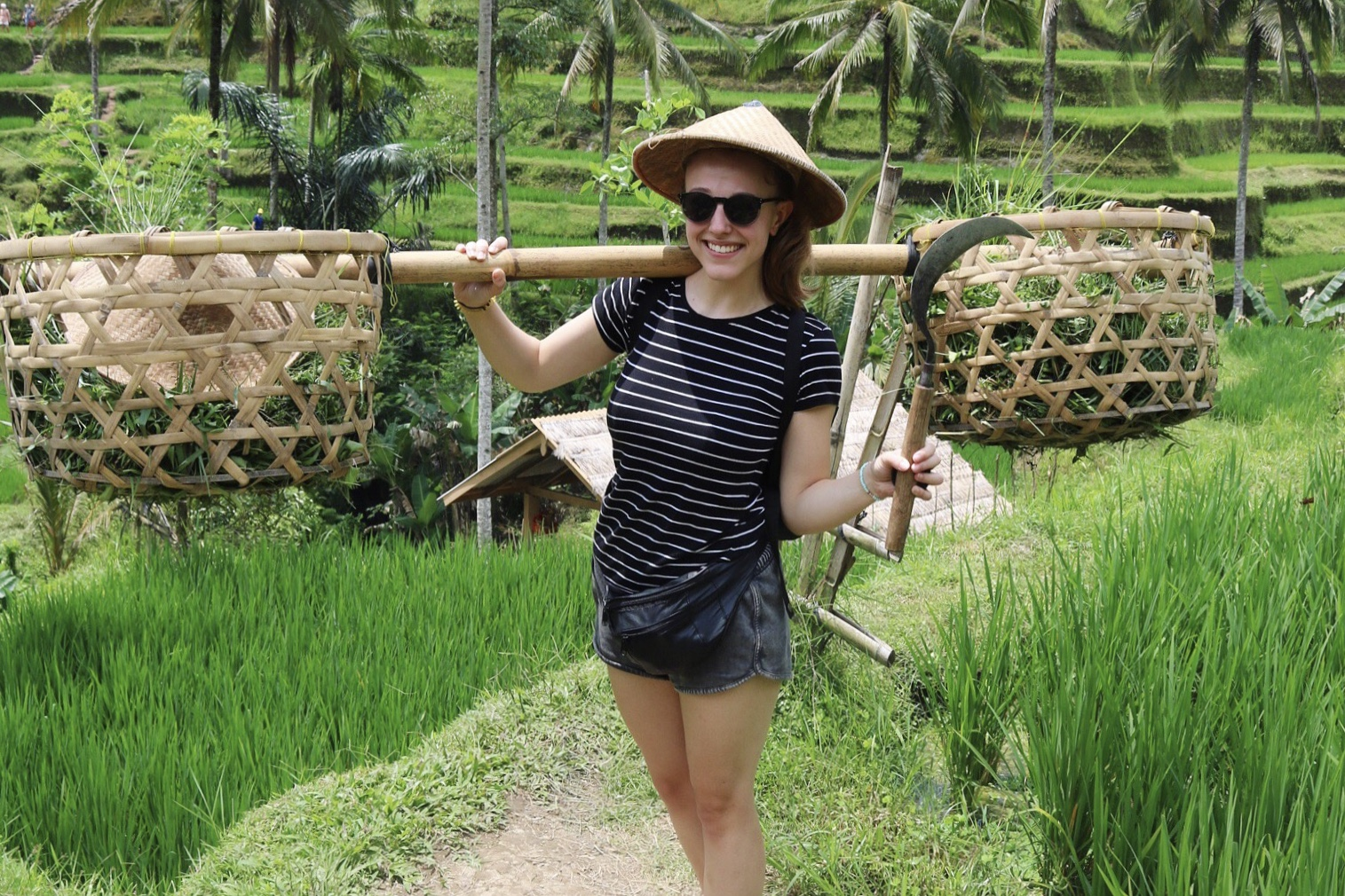 Tegallalang Rice Terrace, Bali