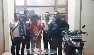 Gelar K2YD, Polsek Rawa Jitu Selatan Tangkap Pria Pemilik Narkotika