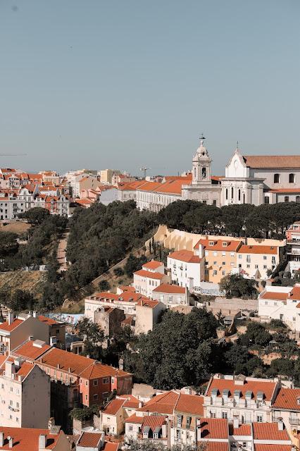 View from São Jorge Castle | Tips and Tricks