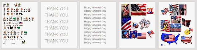special education - Veteran's Day appreciation