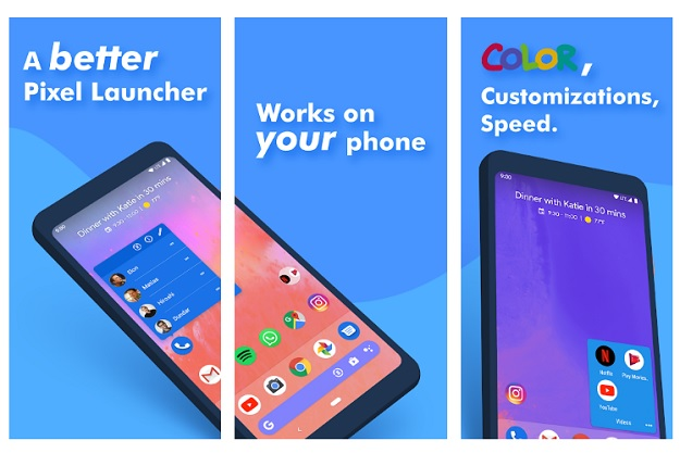 free android launcher nova miui alternative