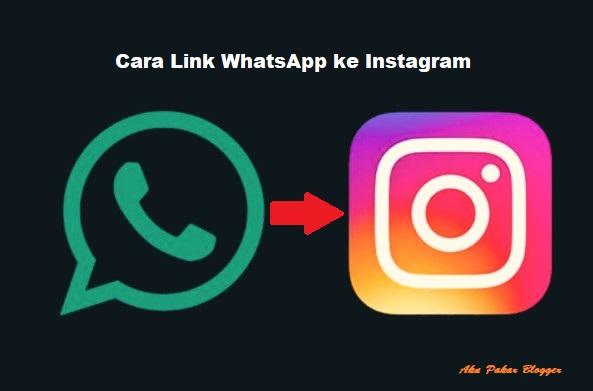 Cara Menambah Pautan WhatsApp ke Instagram