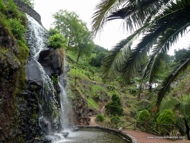 qué ver en el este de San Miguel Azores