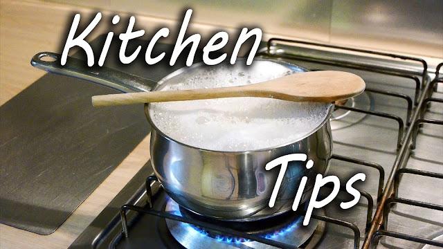 Mẹo vặt cực kỳ hữu ích cho chị em nội trợ và cả các ông anh vào bếp phụ vợ