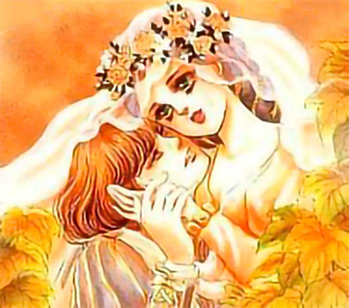 Romeo y Julieta (Romeo to Juliet) manga - Yumiko Igarashi