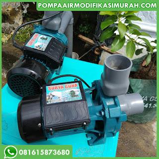 Pompa air Modifikasi Kekuatan Super