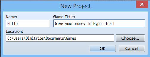 Getting good at Rpg Maker MV: Working with our own self made Template !