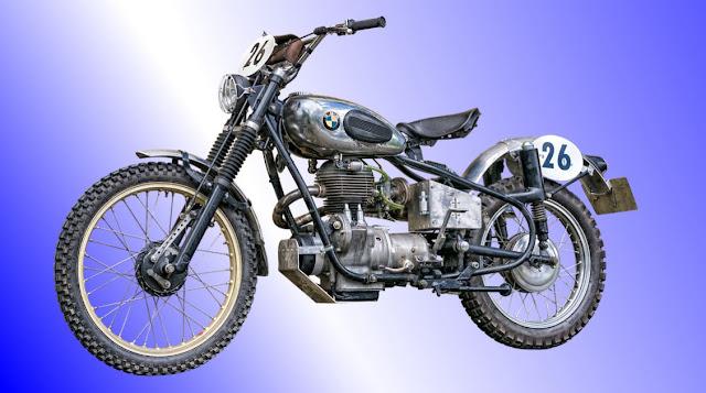 RAWAT Shockbreaker motor biar awet