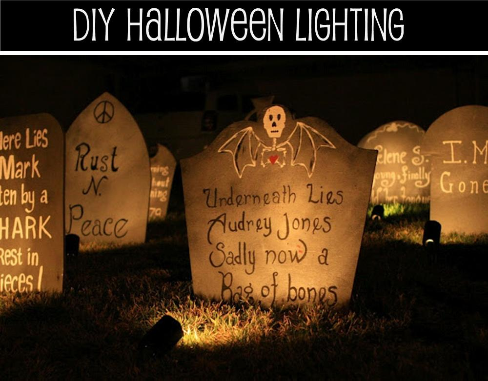 Cheap And Scary Halloween Decorations