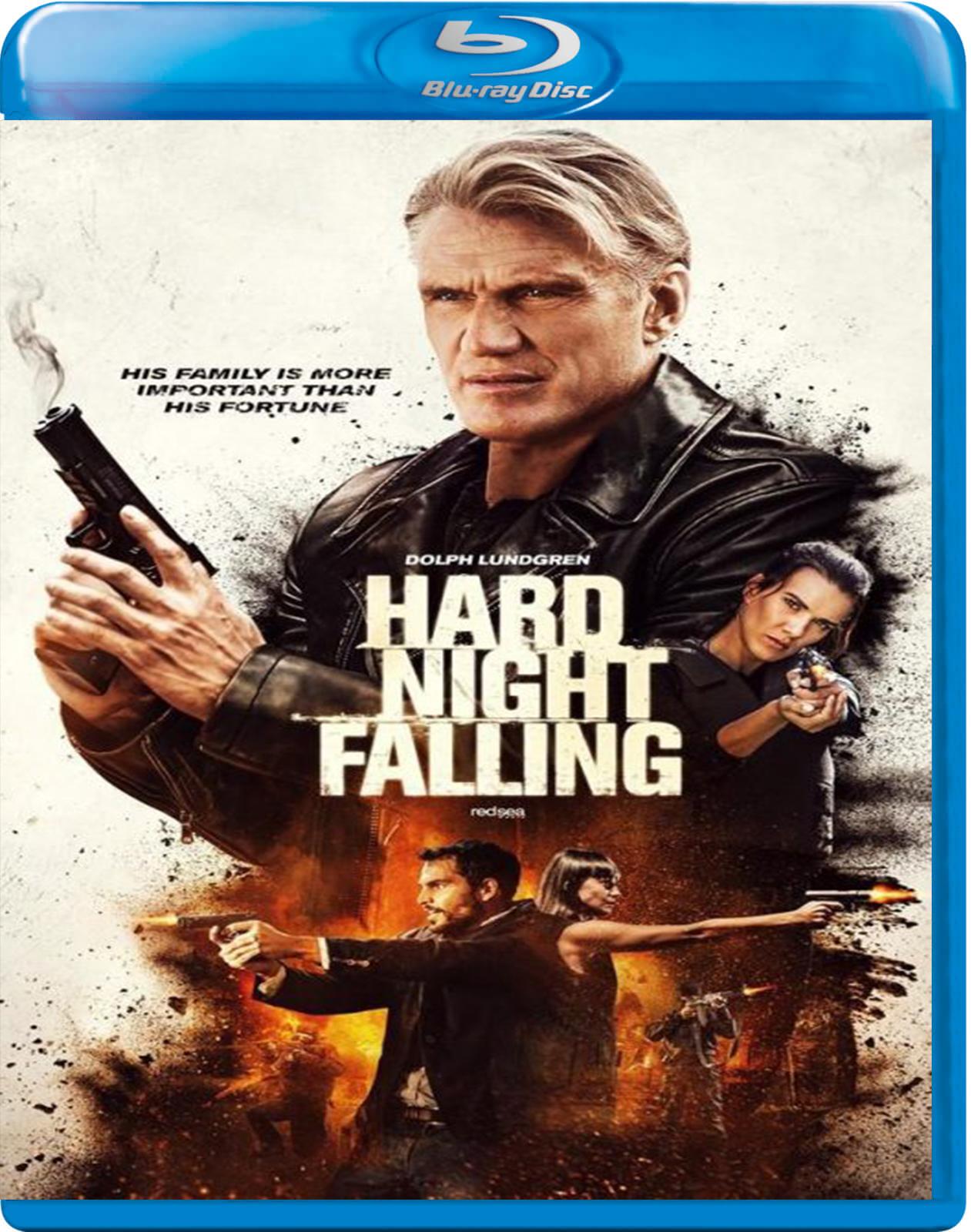 Hard Night Falling [2019] [BD25] [Latino]