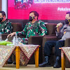 Pekalongan, Panglima TNI-Kapolri Minta Perkuat PPKM Mikro dan Tingkatkan 5M serta 3T