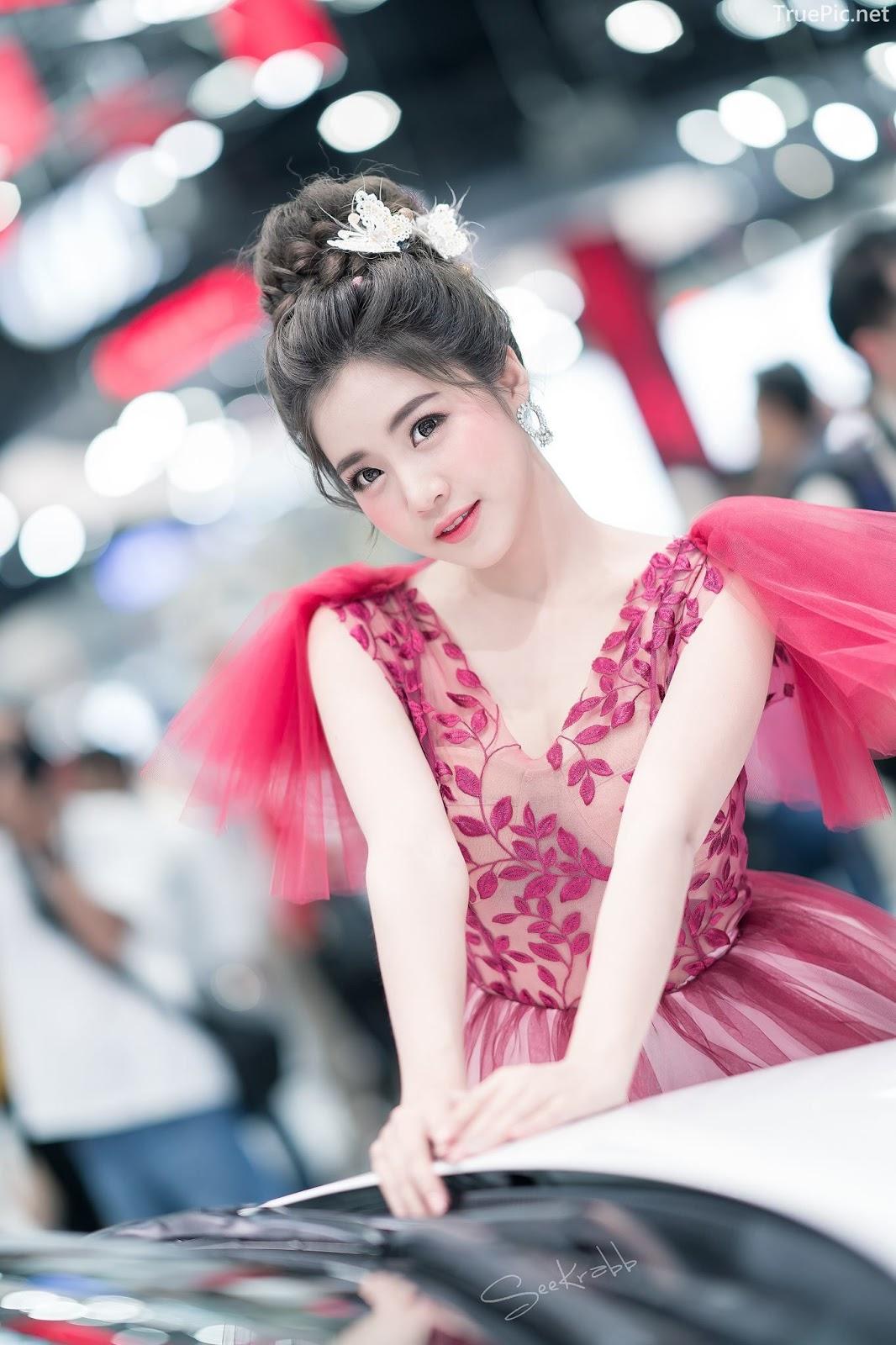 Thailand Racing Model - Fah Chatchaya Suthisuwan - Thailand International Motor Expo