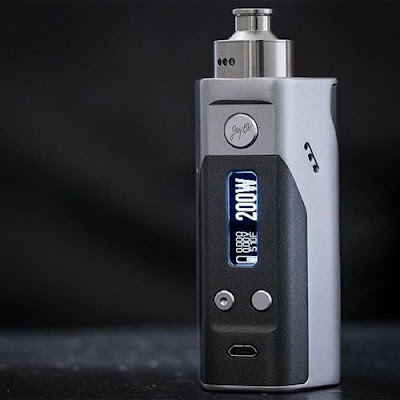 Are you familiar with Wismec Reuleaux DNA 200?