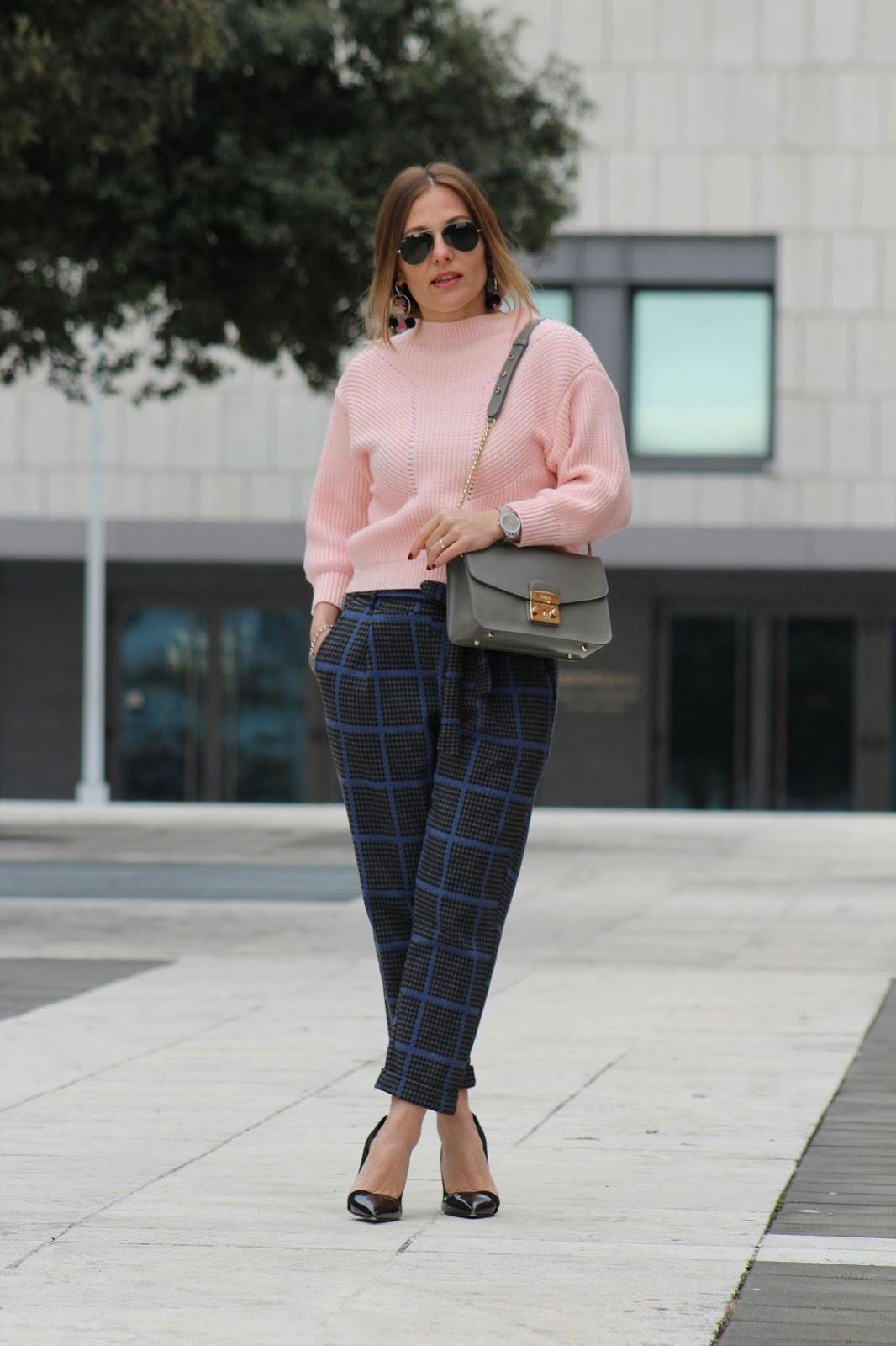 Consigli su come indossare un check pant