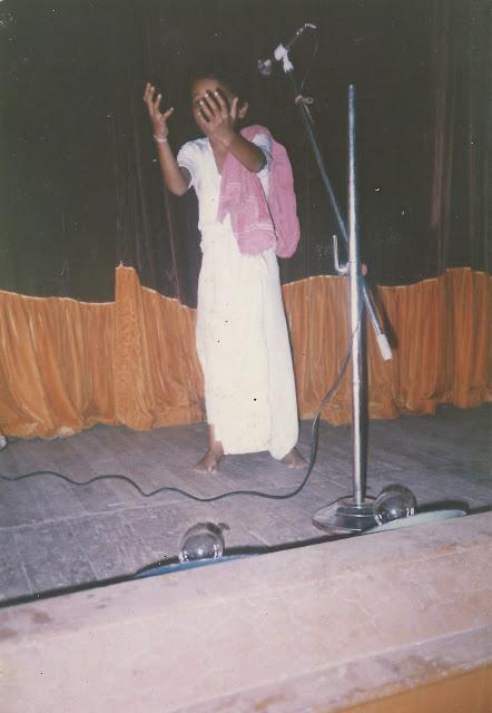 shaurabh bharti Hum Param Dehati Bhuchad Hayi, 1992