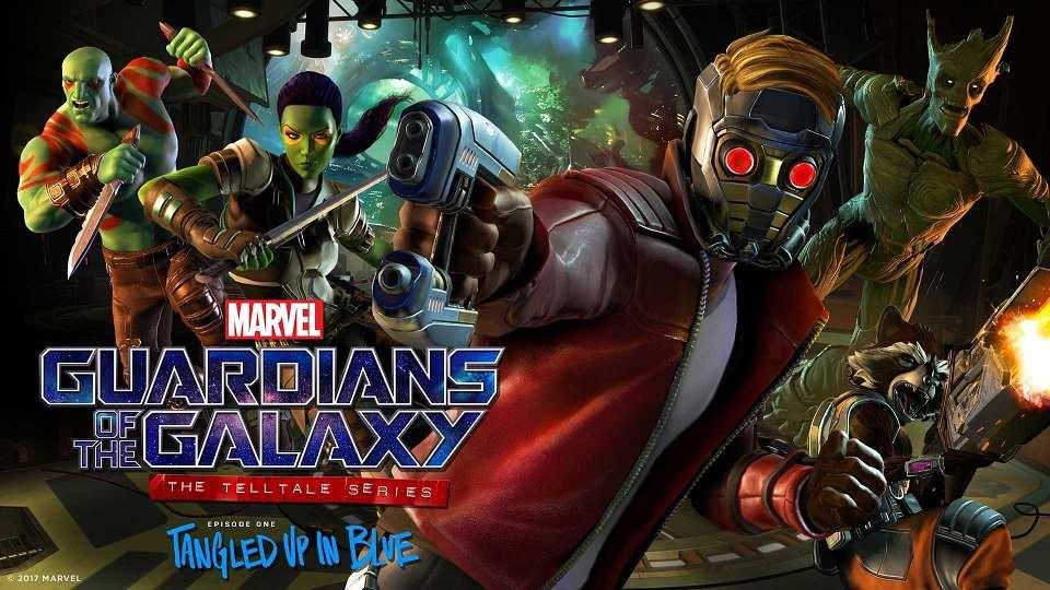 Guardians of the Galaxy TTG Android Tüm Bölümler Açık FULL APK İndir