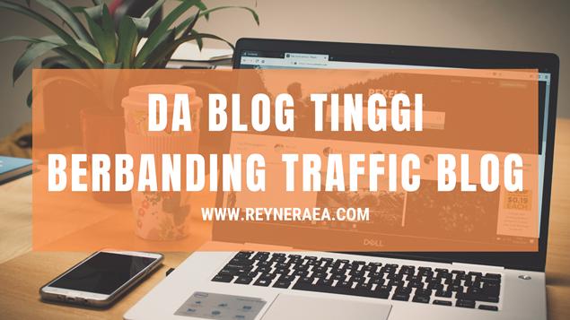 Cara meningkatkan traffic blog