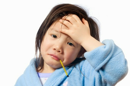 Should you let your Child Stay Home Sick?