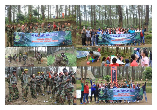 outing outbound gathering di gravity