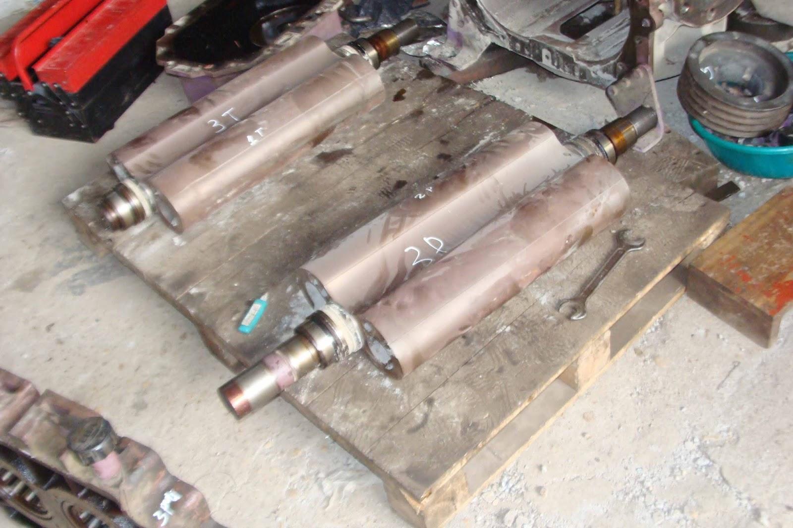 máy thổi khí, bảo dưỡng máy thổi khí, Bảo dưỡng quạt hút chân không, roots blower, sửa chữa máy thổi khí, Dresser roots, Robuschi roots,