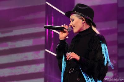 Daria Zawiałow - koncert, występ - Hello 2017 -Sylwester w Warszawie, telewizja TVN