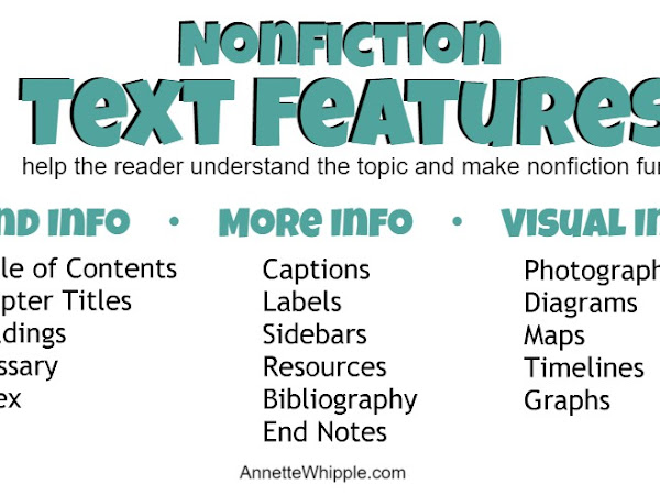 Informational Writing Text Features