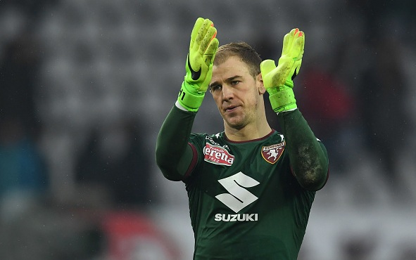Joe Hart set for Premier League return
