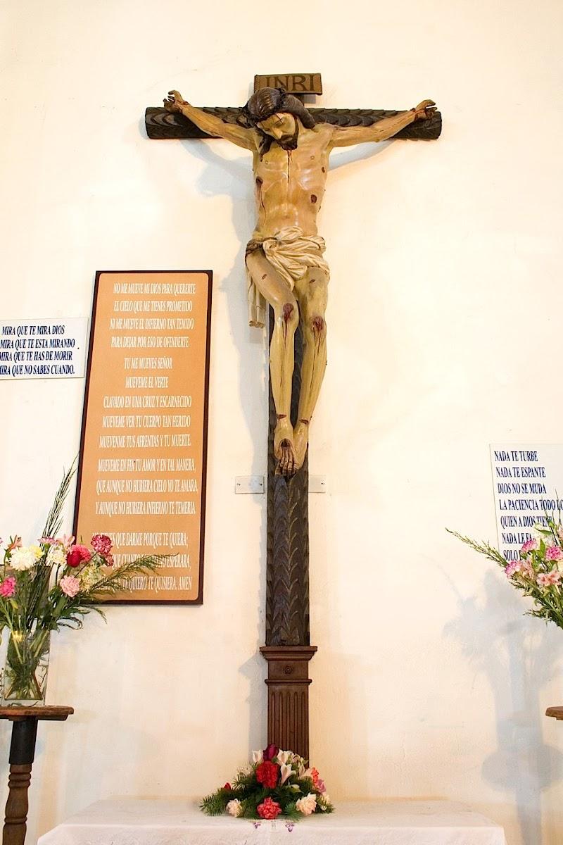 El Cristo de la Agonía de la Iglesia del Salvador del Mundo