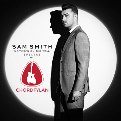 Lirik dan chord Writings On The Wall - Sam Smith