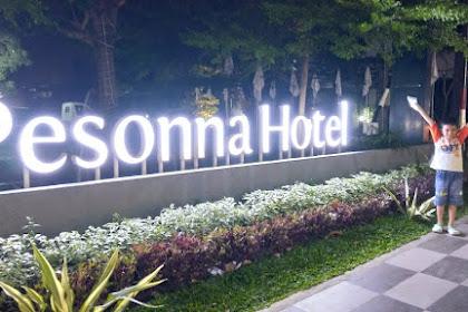 Staycation 1 Malam di Pesonna Hotel Semarang