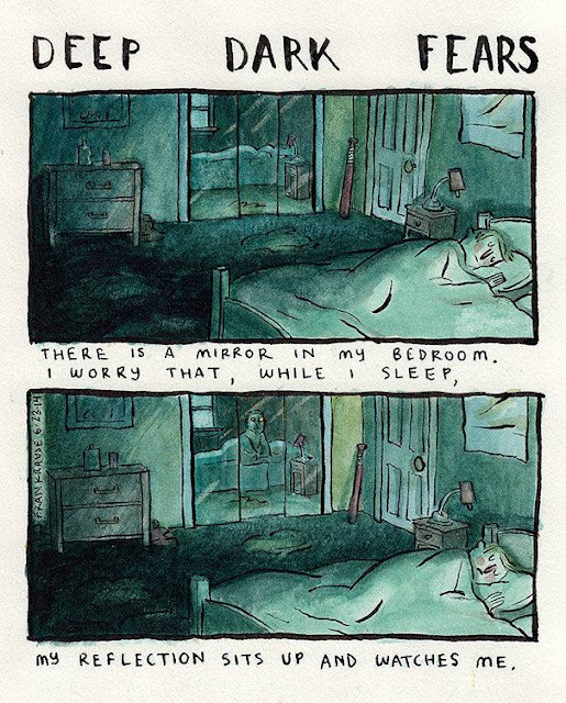 O que acontece em seu quarto enquanto você esta dormindo?